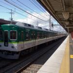 京阪伏見稲荷駅1000系