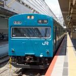 駅奈良線103系リニューアクハ