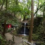 倶利伽羅不動の滝