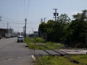 現役太平洋セメント臨港線