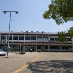 JR四日市駅駅舎