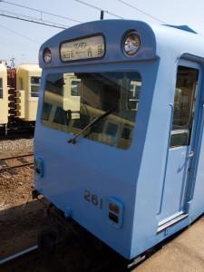 内部線電車