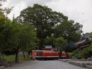 西濃鉄道1026列車石引神社