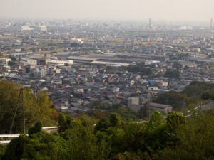 金生山より上り1026列車