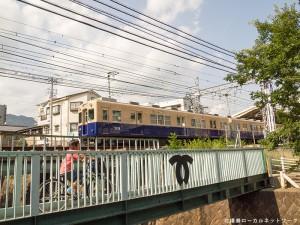 阪神電車と夏休み