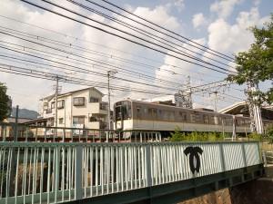 近鉄5820系奈良行き快速急行