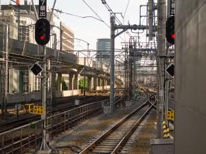 東京駅から上野方上野東京ライン