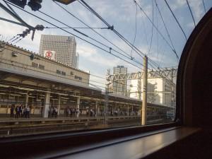 横浜駅停車