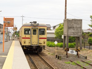 阿字ヶ浦駅給水設備