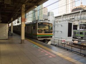 上野東京高崎線直通