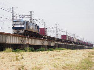 EF210-1牽引2080列車