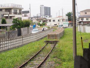 安比奈線南大塚駅分岐