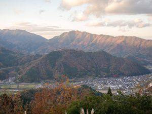 竹田城址と城下町