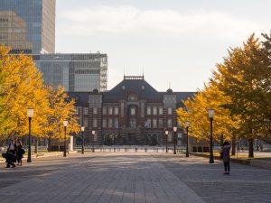 復元完成後東京駅