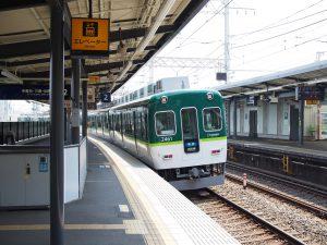 京阪2400系2451F