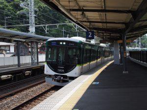 京阪13000系13026F