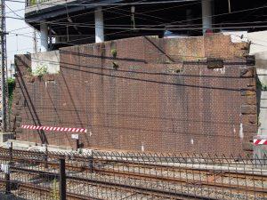 旧東海道本線橋台