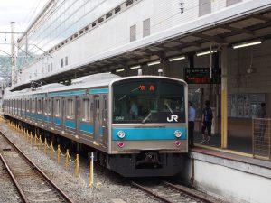 元阪和線205系奈良線転属者
