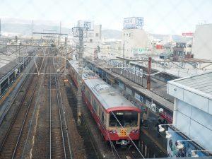 伊豆箱根鉄道大雄山線赤電5501F
