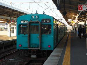 奈良区105系